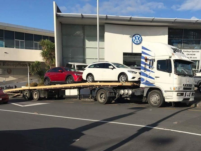 Les camions en Nouvelle Zélande Smart_79