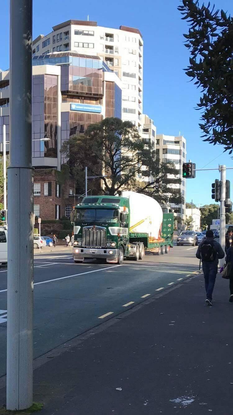 Les camions en Nouvelle Zélande Smart_80