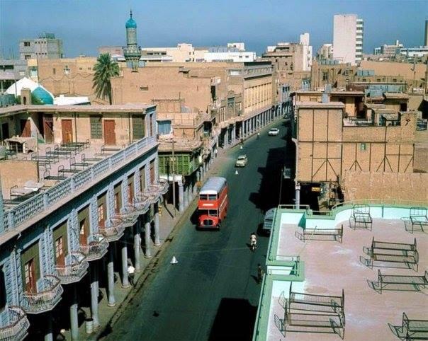 شارع الرشيد في بغداد أيام زمان _oa_ia11