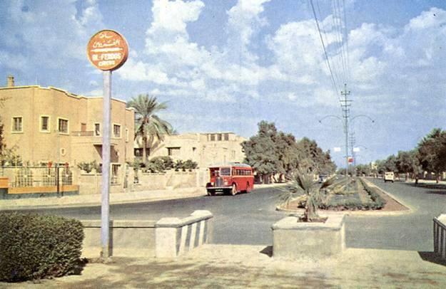 ساحة الفردوس في بغداد قديمآ _oiu_i10