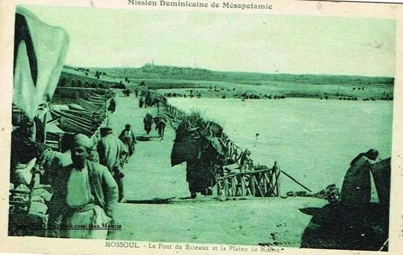 جسر الموصل 1909 _ooueo10