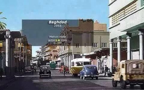 بغداد عام 1955 A_o_1910