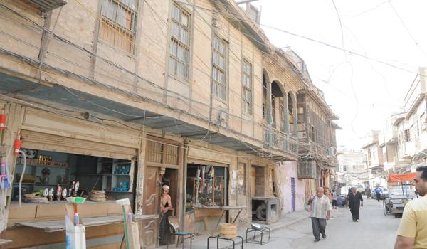 صورة لأحد أحياء بغداد القديمة Eu_o_a10