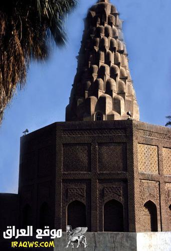 مسجد زمردة خاتون بغداد من الاثار العباسية  O_o_uo10