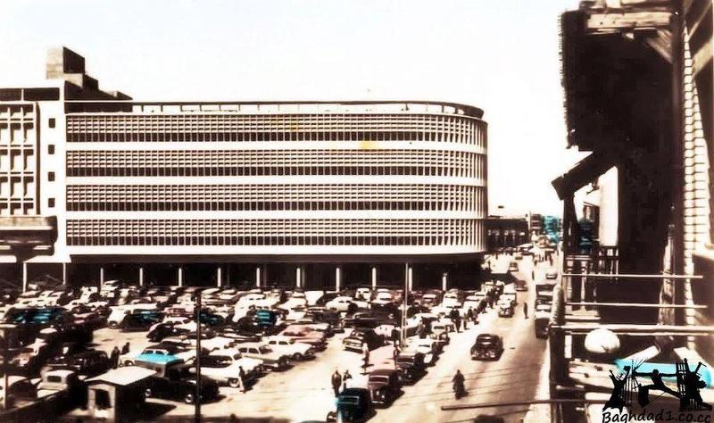 بناية مصرف الرافدين 1950 Oa_oei10