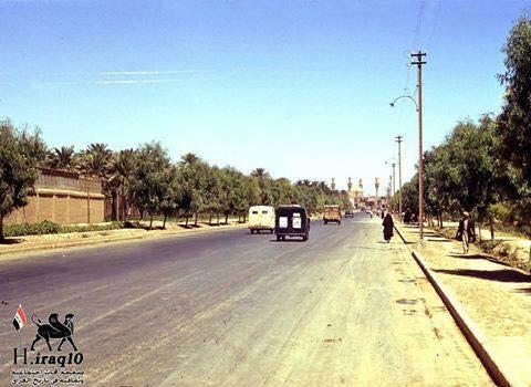 مدينة الكاظمية في بغداد عام 1950 Oao_od10