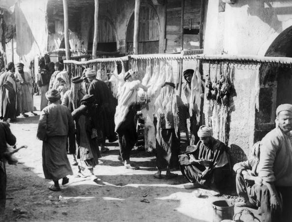 سوق القصابين في الموصل 1910 Ui_oie10