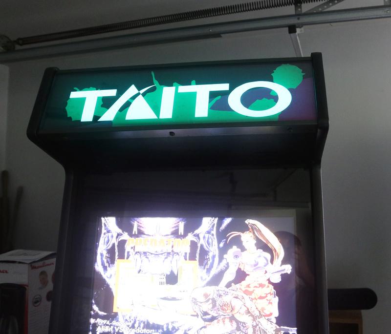 [TERMINÉ] Borne d'arcade Taito Darklvador Img_0610
