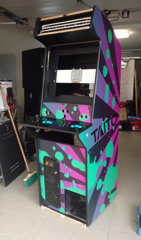 [TERMINÉ] Borne d'arcade Taito Darklvador Img_2012