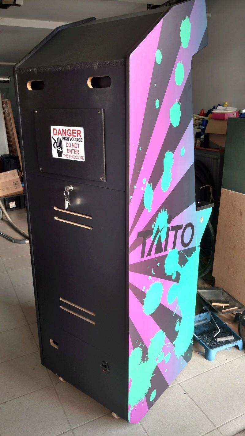 [TERMINÉ] Borne d'arcade Taito Darklvador Img_2014
