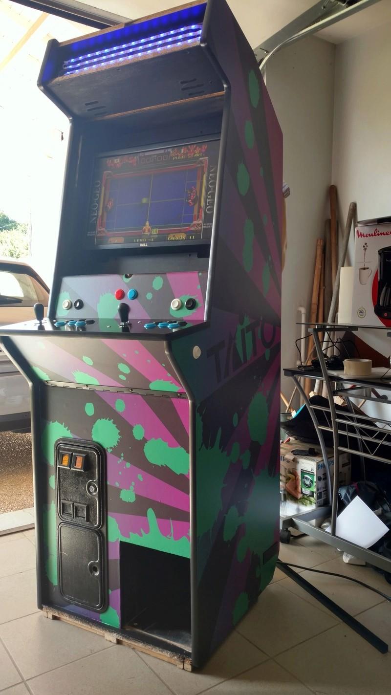 [TERMINÉ] Borne d'arcade Taito Darklvador Img_2016