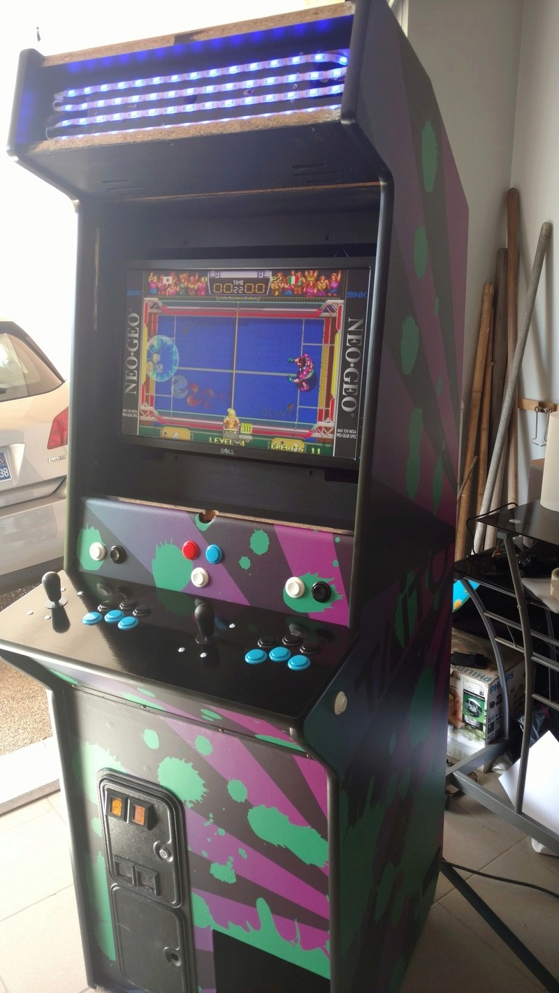[TERMINÉ] Borne d'arcade Taito Darklvador Img_2017