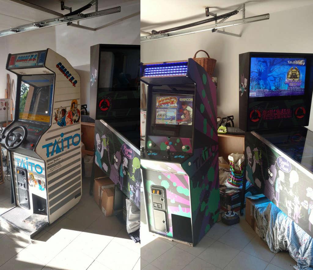 [TERMINÉ] Borne d'arcade Taito Darklvador Img_2018