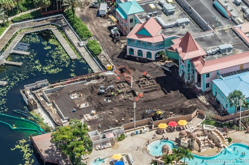 [Walt Disney World Resort] Changements au Disney's Caribbean Beach Resort ! - Page 3 Disney11
