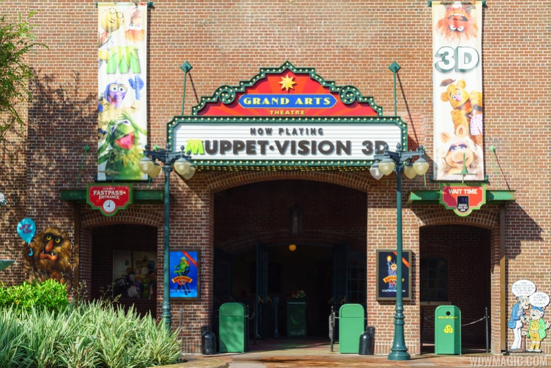 [Disney's Hollywood Studios] Grand Avenue (automne 2017) Jim-he10