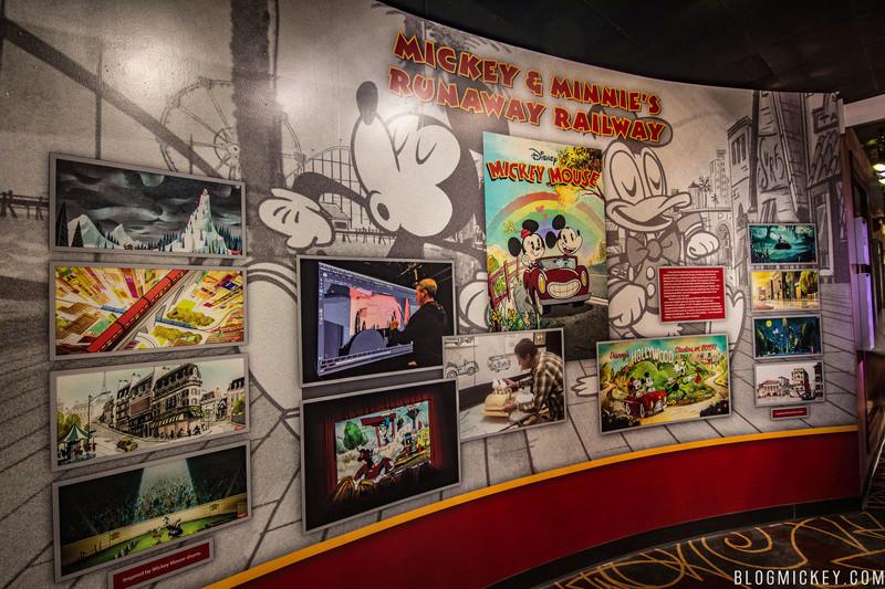 [Disney's Hollywood Studios] Mickey and Minnie's Runaway Railway (4 mars 2020) - Page 3 Mickey10