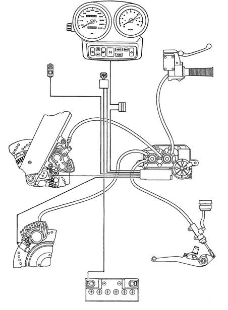 Pression résiduelle dans circuit de frein Arrière