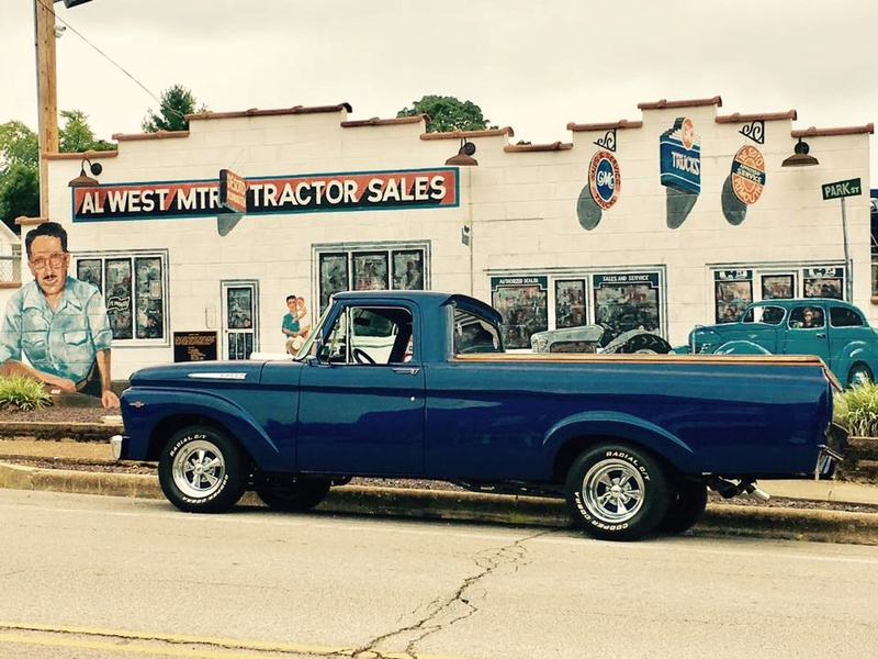 62 Ford F100 Unibody - Page 2 20729411