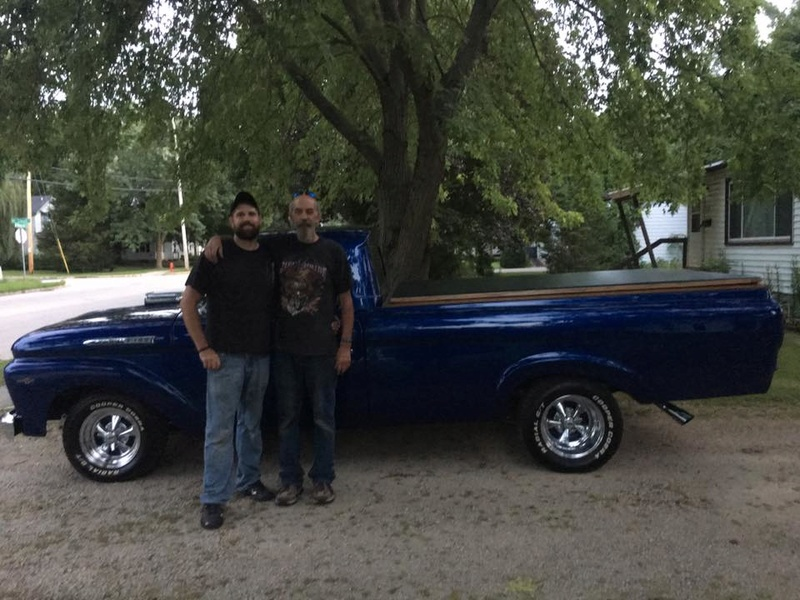 62 Ford F100 Unibody - Page 2 20770510
