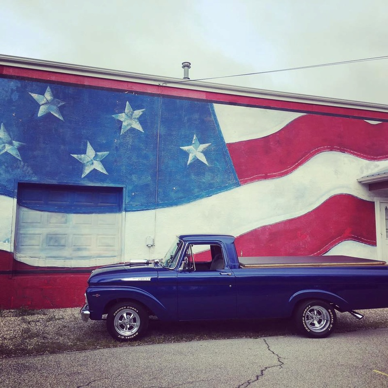 62 Ford F100 Unibody - Page 2 20840710