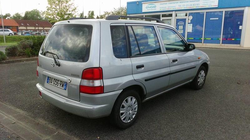 Mazda Demio bonjour,merci aurevoir 18486410