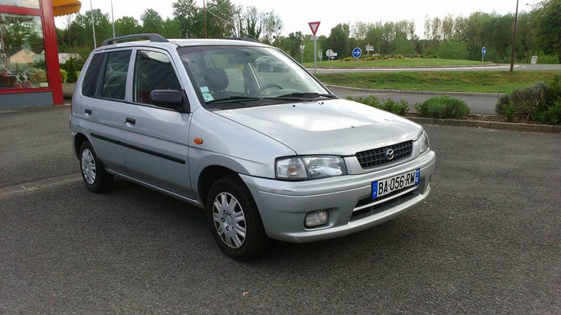 Mazda Demio bonjour,merci aurevoir 18556910