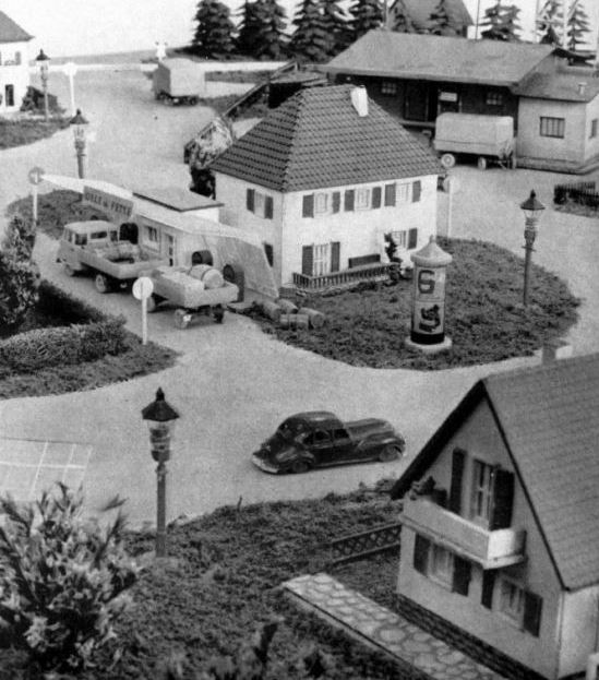 Modellgebäude aus DDR-Zeiten 0210