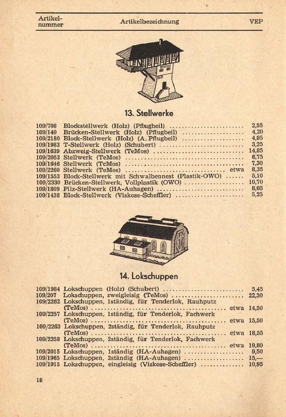 Modellgebäude aus DDR-Zeiten Photo_14
