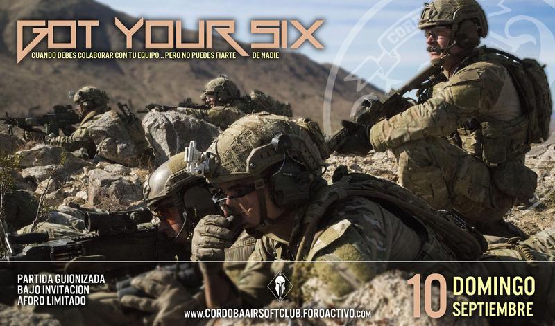 GOT YOUR SIX | 10 SEPTIEMBRE  | CAMPING PUENTE NUEVO (VILLAVICIOSA) World_11