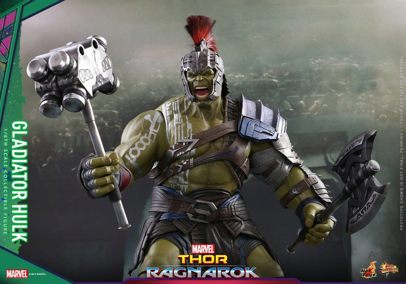 THOR RAGNAROK - GLADIATOR HULK - MMS 20232811