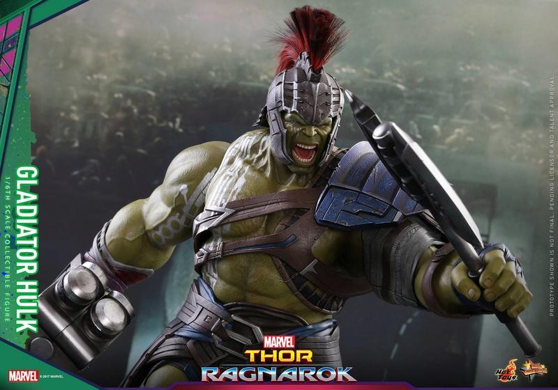 THOR RAGNAROK - GLADIATOR HULK - MMS 20233010