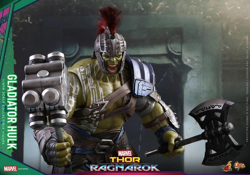 THOR RAGNAROK - GLADIATOR HULK - MMS 20280211