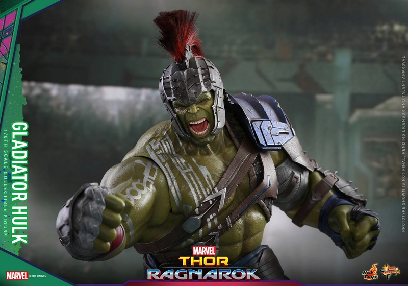 THOR RAGNAROK - GLADIATOR HULK - MMS 20369611
