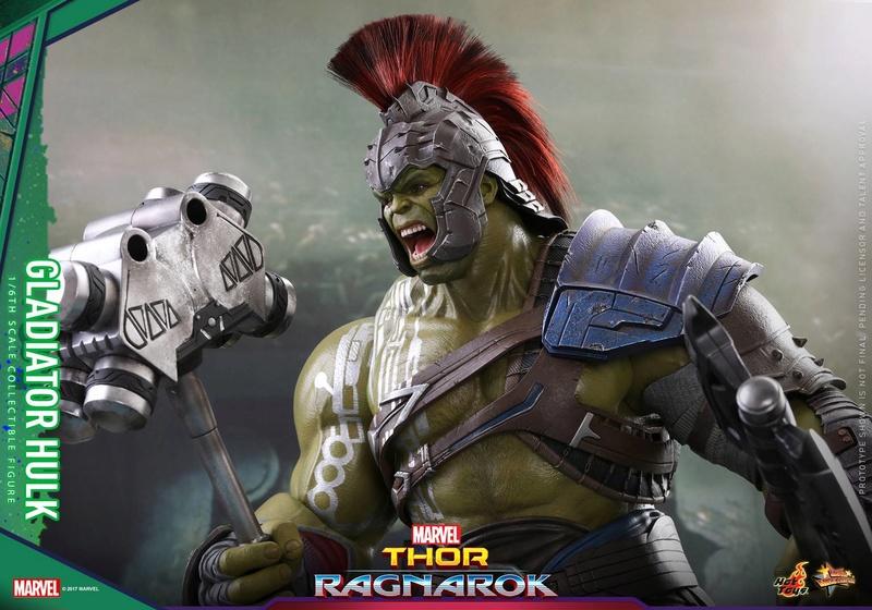 THOR RAGNAROK - GLADIATOR HULK - MMS 20414111
