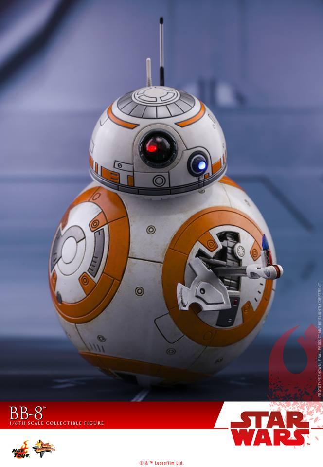 MMS440: Star wars The Last Jedi BB8 21728411