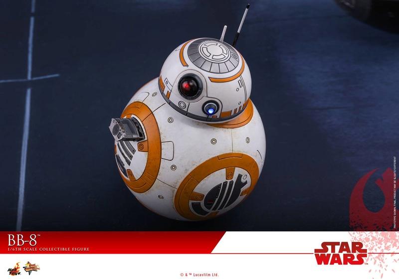 MMS440: Star wars The Last Jedi BB8 21728912
