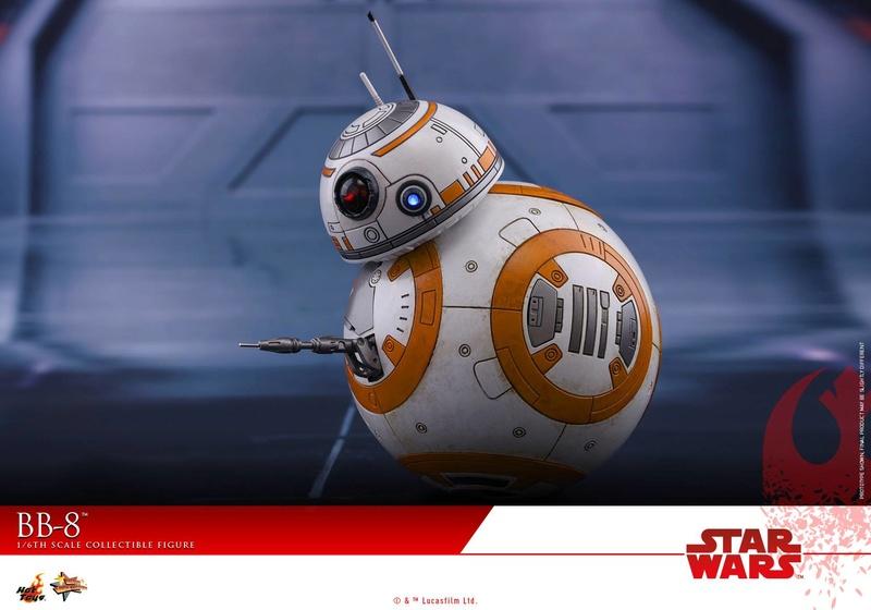 MMS440: Star wars The Last Jedi BB8 21729010