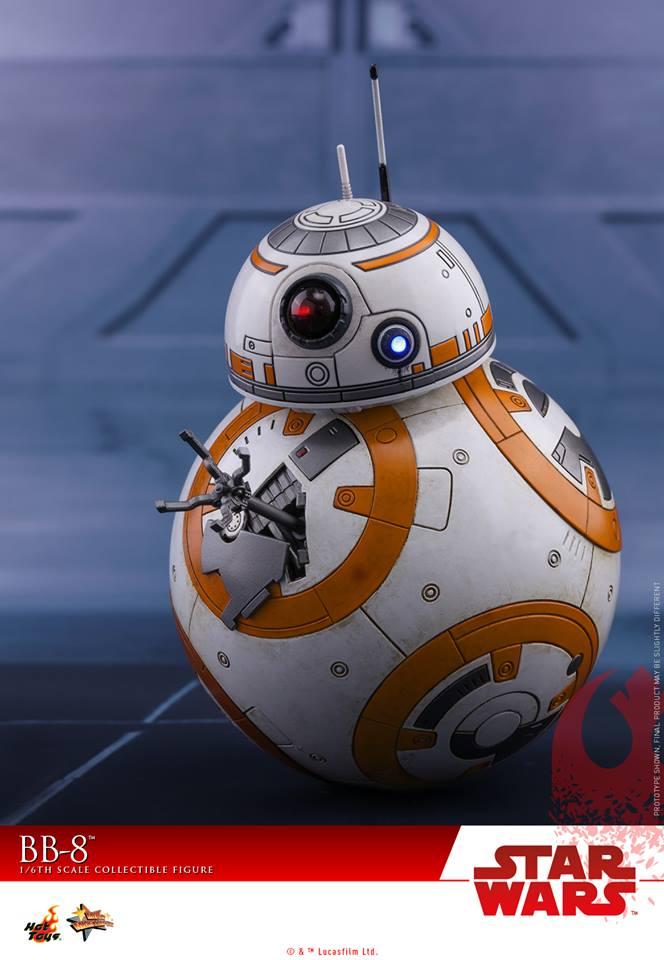 MMS440: Star wars The Last Jedi BB8 21730910