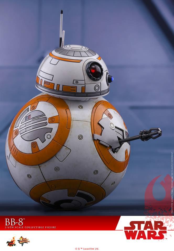 MMS440: Star wars The Last Jedi BB8 21743210