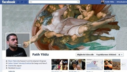 Covera per facebook... loOl :D Badass10