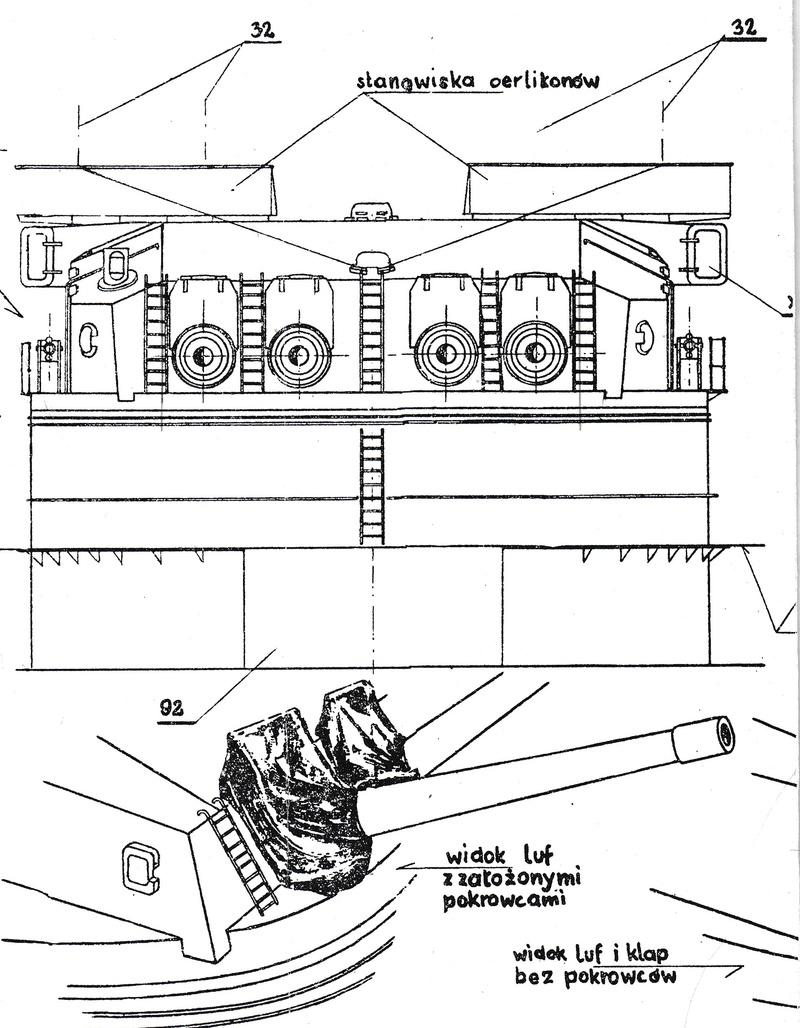 richelieu au 1/100 a partir de plans - Page 3 380_el10