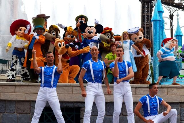 Vos photos avec les Personnages Disney - Page 2 Dsc_1619