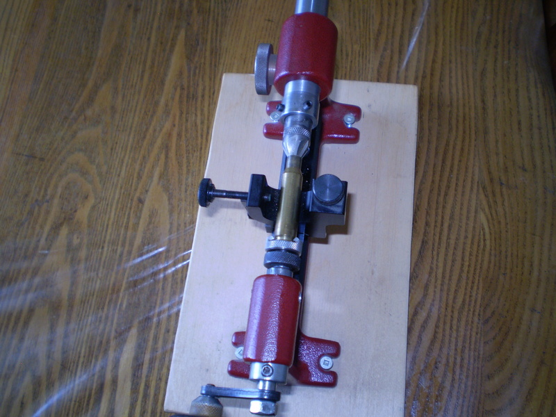 concentricity tool Hornady Concen10