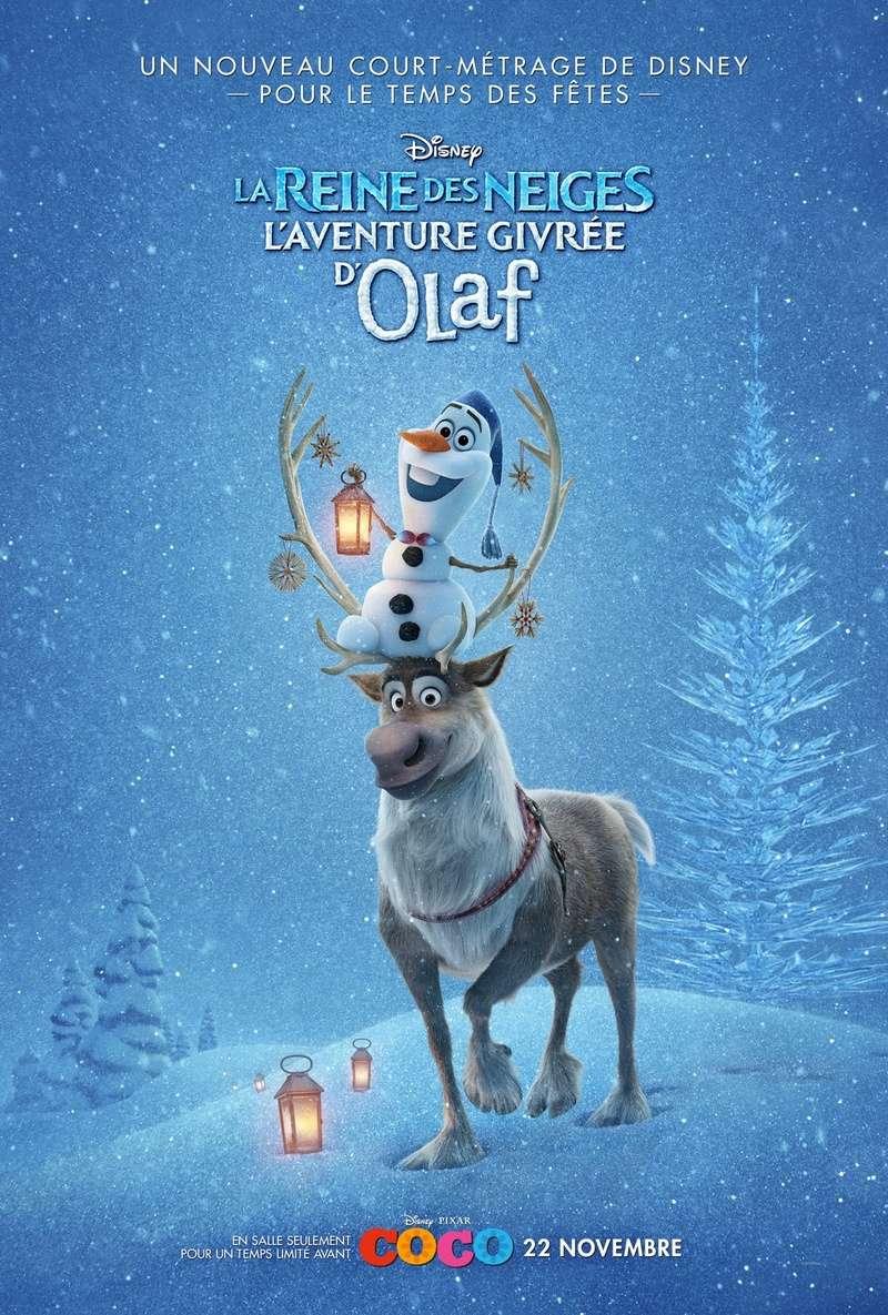 Joyeuses Fêtes avec Olaf [Cartoon Walt Disney - 2017] - Page 5 20988310