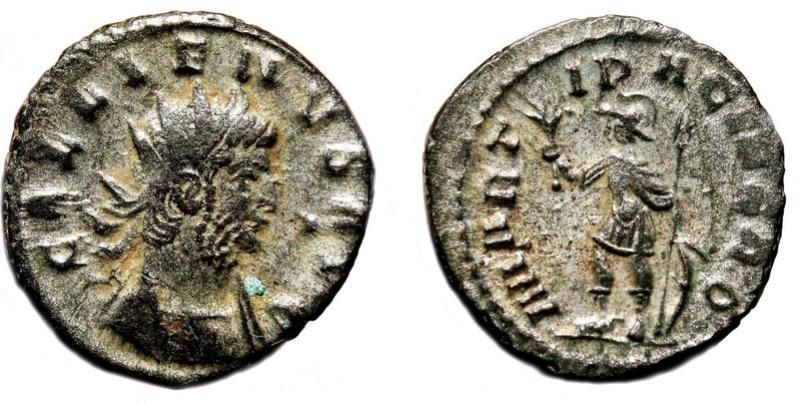 A strange bust of Gallienus 2266_r10
