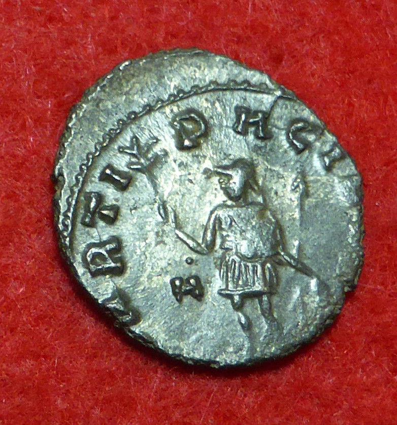 A strange bust of Gallienus _57_110