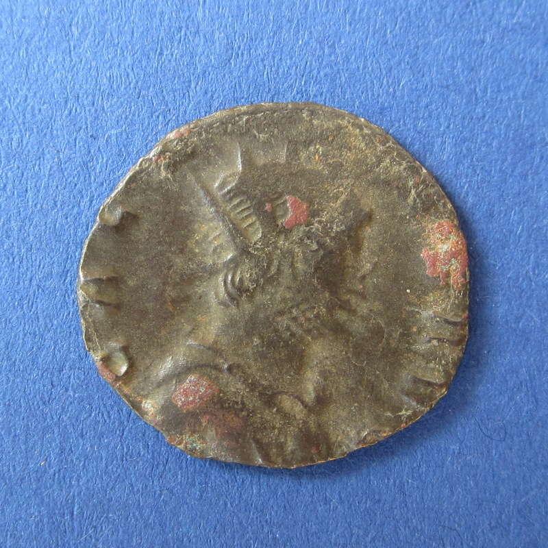 A strange bust of Gallienus Img_8617