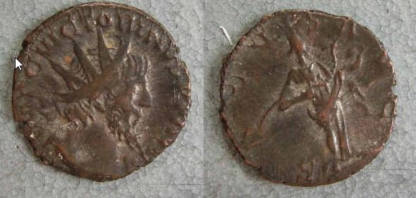 Victorinus type bust Salus_10