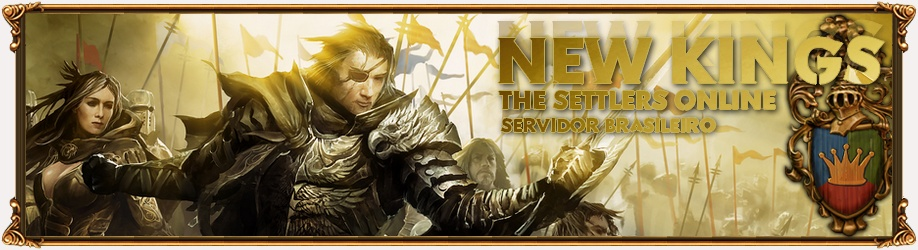 NewKingS - The Settlers Online