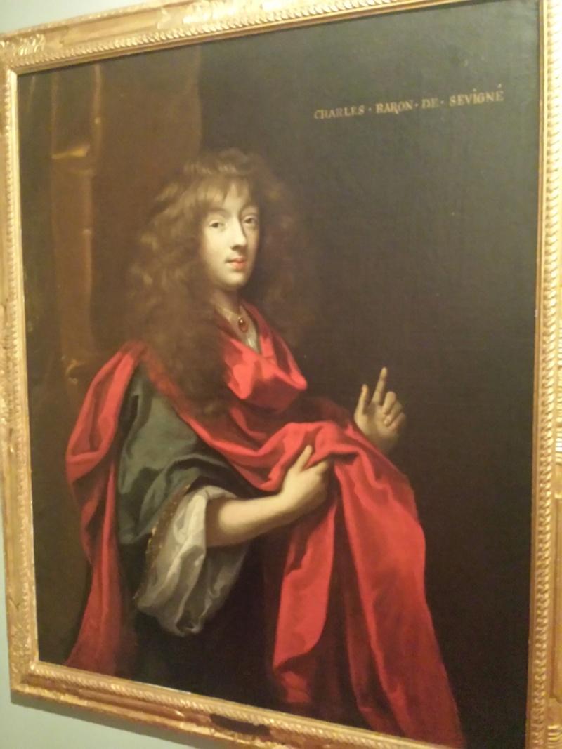 - Sévigné, épistolière du Grand Siècle, château de Grignan  20170718